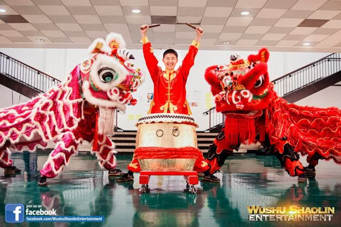 Lion dance Booking Info & Services