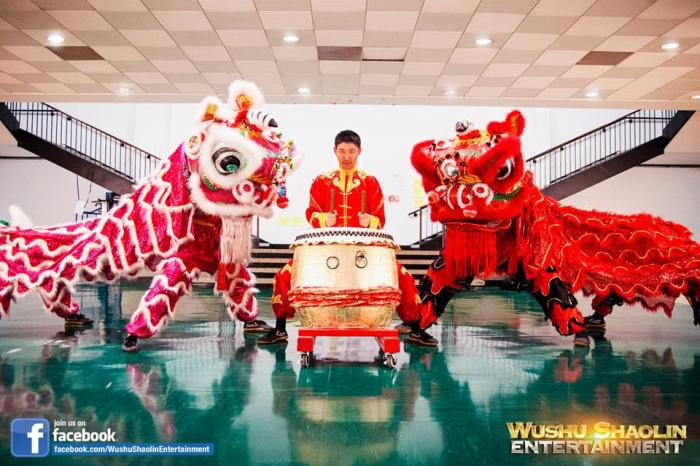 Lion Dance Troupe Wushu Shaolin Entertainment Bookings Services